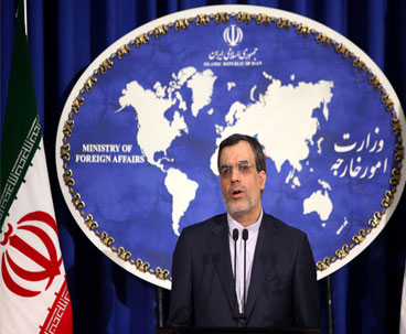 Iran slams terrorist attacks in Iraq, Pakistan