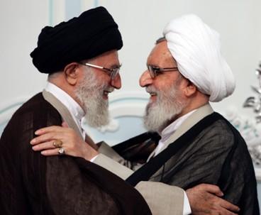Late Ayatollah Tabasi, a devotee of Imam Khomeini