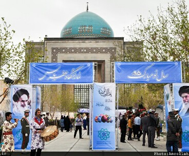 Imam Khomeini shrine hosted successful exhibition
