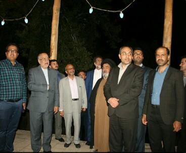 Minister visits Imam's historic residence in Khomein