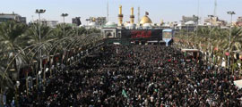 Imam Khomeini stressed to keep message of Ashura alive