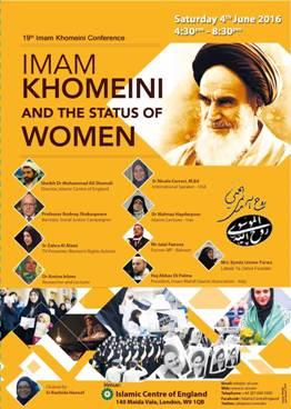 London set to host summit on Imam Khomeini