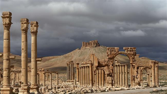 Daesh Takfiris' defeat in historic city of Palmyra