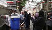 Estonians visit Imam Khomeini's residence