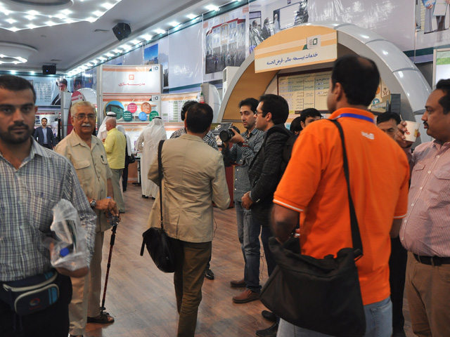 EIKO exhibition visited by foreign guests of Imam's 27th departure anniversary