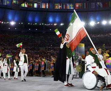 Leader lauds Iran Olympics team