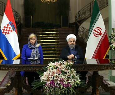 Tehran-Zagreb call for anti-terror cooperation