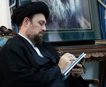 Hassan Khomeini stresses observing ethics, morals