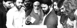 Imam Khomeini promoted spirituality, democratic values