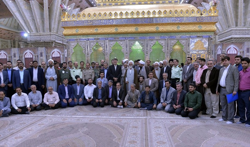 Council members of Islamic preaching organization vow allegiance to Imam's ideals