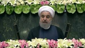 Rouhani sworn in for 2nd term