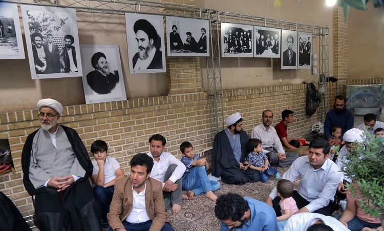 Ceremony for Imam Khomeini`s commemoration held in the holy city of Qom