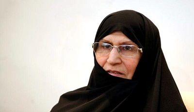 Imam Khomeini's daughter recalls bitter memoirs regarding 598 resolution