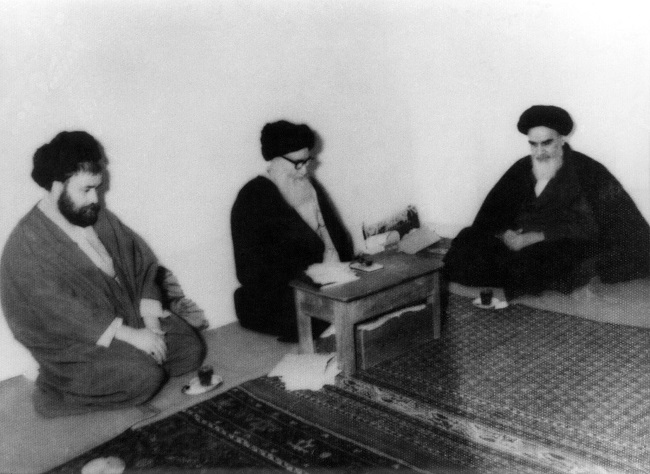 Memorable photos of Imam Khomeini-part 2