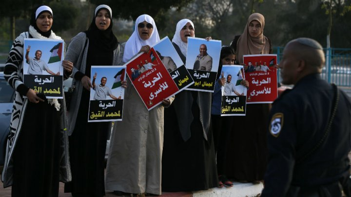 Palestinian prisoners launch hunger strike in Israeli jails