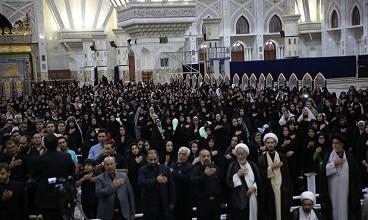Imam Khomeini's mausoleum to host Arba'een ceremony