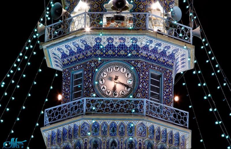 Beautiful pictures from Imam Rida (PBUH)'s holy shrine in Mashhad