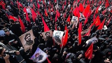Iranians bid farewell to iconic martyr Hojaji