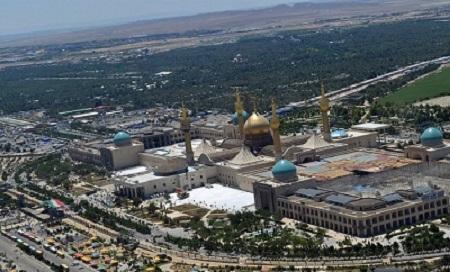 Anniversary ceremony starts at Imam Khomeini's mausoleum