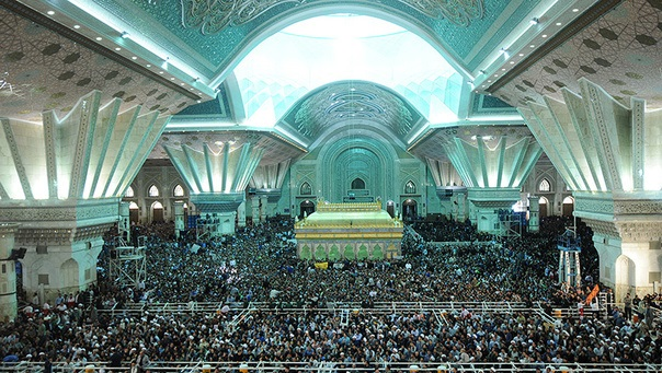 Ceremony set to begin at Imam Khomeini's holy shrine