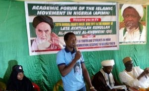 Nigerians helped the needy at anniversary of Imam Khomeini`s passing