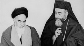 Imam Khomeini recommended Christians to act upon Jesus teachings