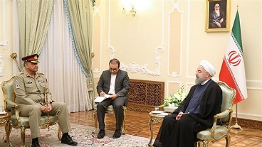 Terrorism, sectarianism rift main issues in Muslim world, says Iranian president