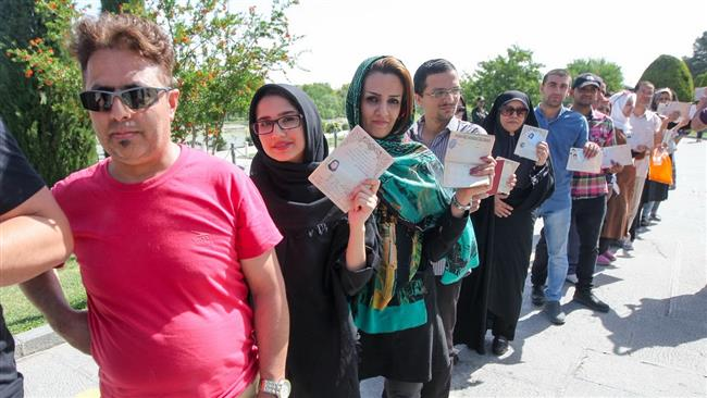 Millions of Iranians going to polls