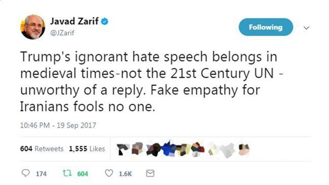 Trump`s ignorant hate speech belongs in medieval times
