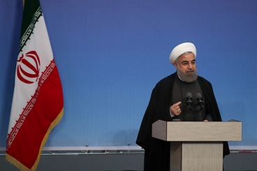 Iranian president stresses same rights for all ethnicities, religions