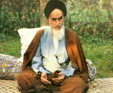 Imam Khomeini' poetry contain deep mysticism