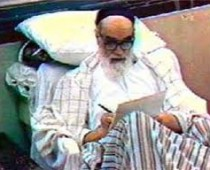 The last moments of Imam Khomeini`s life