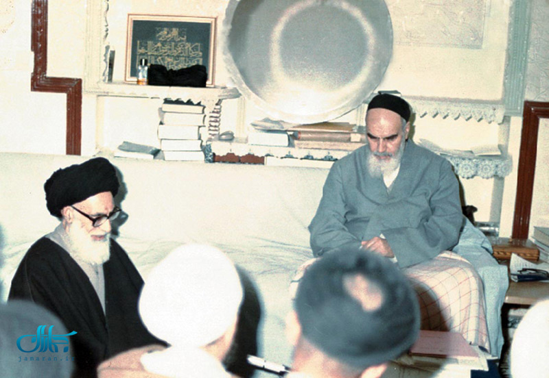 Ayatollah Dastgheib showed great devotion for Imam Khomeini