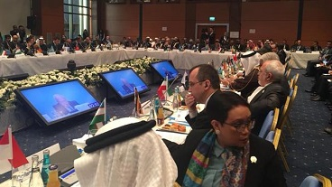 Muslim leaders discuss al-Quds at OIC emergency summit