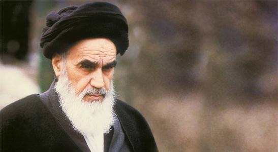 What did Imam Khomeini expect Pope?
