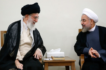 Iranian president hails leader's guidelines in New Year message