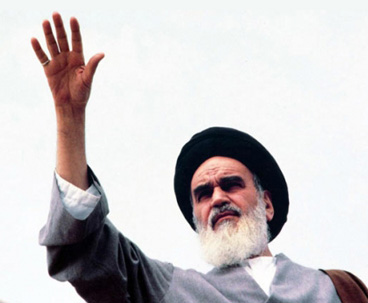 Imam Khomeini, most popular legendary leader in contemporary era