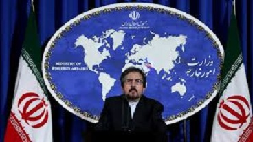 Iran Foreign Ministry says time for military threats, pressure over