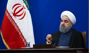 "President Rouhani describes JCPOA as ""a litmus test"" for world community"