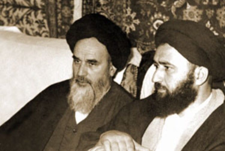 The Late Seyyed Mostafa Khomeini