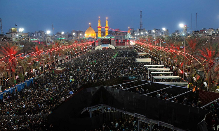 Iranians honor 40 days after Ashura