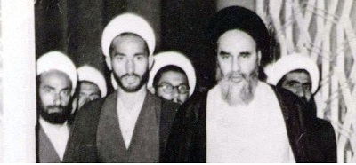 Martyr's son releases rare historical photo of Imam Khomeini