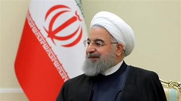 Rouhani congratulates Pope, world leaders on Christmas