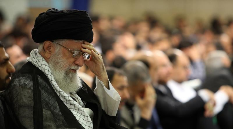 Mourning ceremony with presence of Supreme leader commemorates martyrdom anniversary of Imam Ali (PBUH)