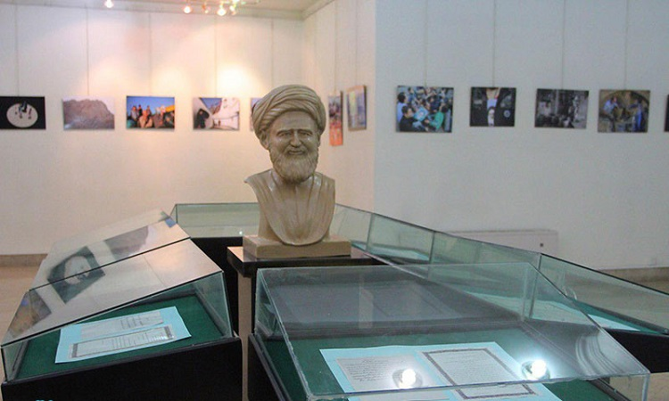 Inauguration of Rouhullah photo exhibition in Isfahan