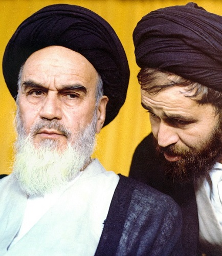 In remembrance of Haj Sayed Ahmad Khomeini