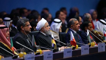 Iranian president says Muslims must unite against Israel