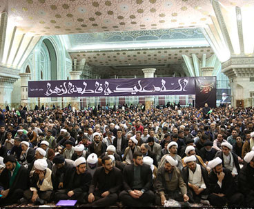 Imam Khomeini's shrine set to host mourning ceremony