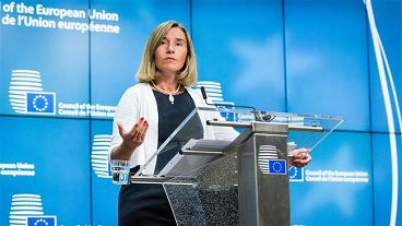 EU foreign policy chief says JCPOA belongs to whole world, not just US