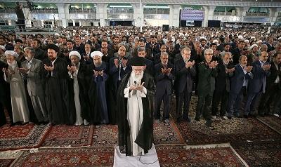 Millions mark Eid al-Fitr with prayers